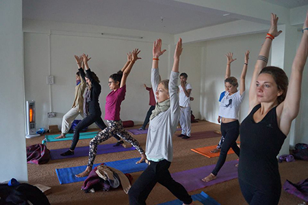 100 Hour Yoga Teacher Training In India