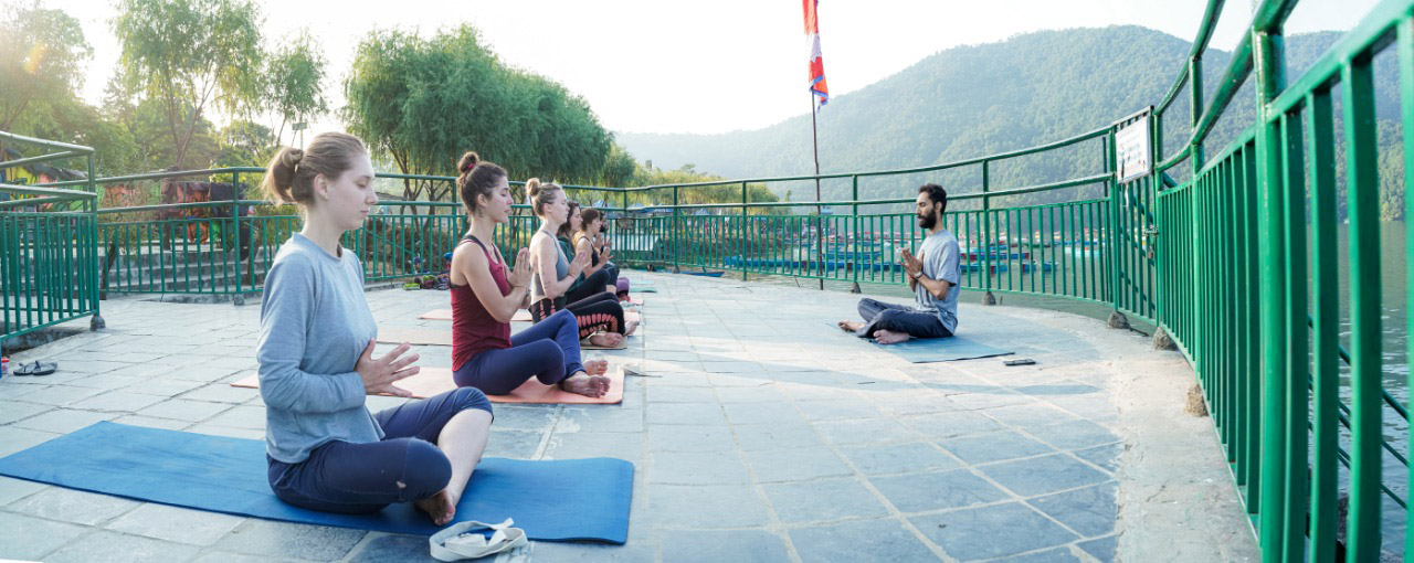 yoga courses in nepal, yoga classes in nepal