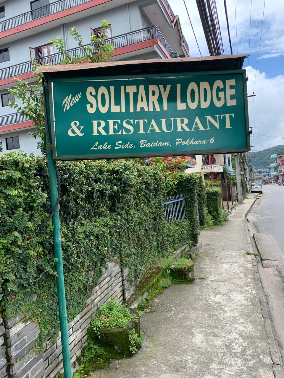 Solitary Lodge