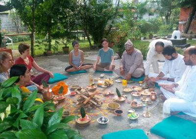 Yoga TTC Ceremony