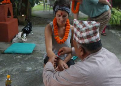 Yoga Teacher Training Course Ceremony Nepal